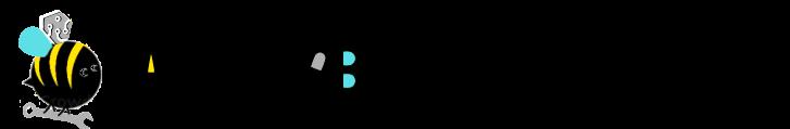 Bannière AutonaBee avec logo et slogan Prototype Yourself
